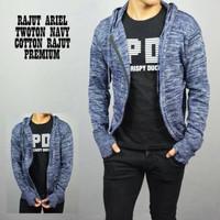 Ariel Cardigan l TWIST l Sweater Rajut Tebal l Warna Lengkap