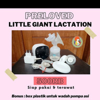 pompa asi electric little giant preloved