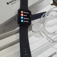 apple watch series 3 42mm second mulus lengkap original