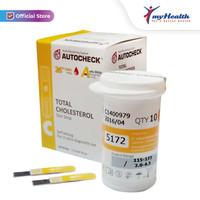 Autocheck Total Cholesterol Test Strip