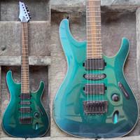 Gitar Elektrik Ibanez S61ALB BCM Axion Label