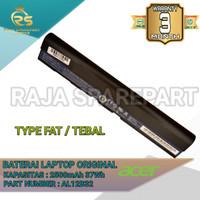 Baterai Original Notebook Acer Aspire One 756 725 AO756 AO725 TEBAL