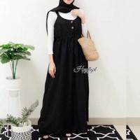 overall dress kora