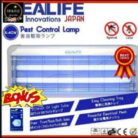 Idealife insect killer IL 40 W perangkap nyamuk lalat besar lampu uv