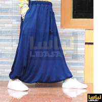 Rok Celana Joger Anak & Remaja / Sirwal akhwat -bahan Kaos PE Double
