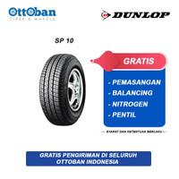 Dunlop SP10 185 70 R14 88S Ban Mobil