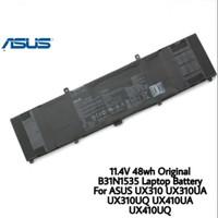 Baterai ORI ASUS ZenBook UX310 UX310UA UX410 UX410UA UX410UQ B31N1535