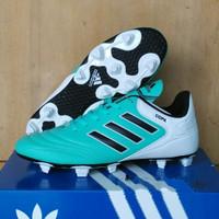 Sepatu Bola Adidas Copa Komponen Original - Tosca Putih, 40