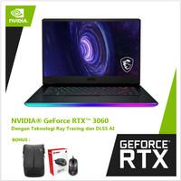 MSI GE66 Raider 10UE GeForce RTX™ 3060 - i7-10870H 16GB 1TB SSD