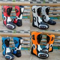 Sepatu Road Race,Sepatu Bikers,Sepatu Balap - stabilo, 39