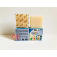 SABUN THAI GOATS MILK SOAP VIT A C & E / SABUN SUSU KAMBING BPOM 50 GR