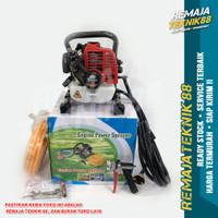 POWER SPRAYER BENSIN / ENGINE SPRAYER 2 TAK / TASCO TF 600 MESIN AIR