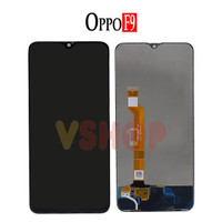 LCD TOUCHSCREEN OPPO F9 - F9 PRO - REALME 2 PRO ORI OEM FULLSET - Hitam