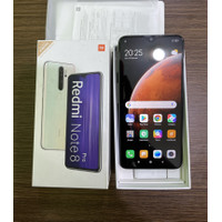 XIAOMI REDMI NOTE 8 PRO (6/64GB) SECOND RESMI TAM
