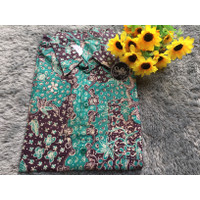 Kemeja/baju/atasan batik tulis lasem 02