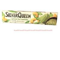 Silverqueen Green Tea Matcha Strawberry Cokelat Silver Queen 65gr