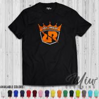 Kaos Distro / Baju / Tshirt RRQ Team 2021