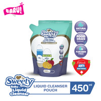 Sweety Baby Liquid Cleanser - Pouch 450ml