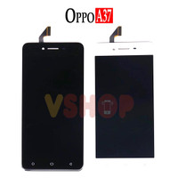 Lcd + Touchscreen Oppo A37 (Neo 9) Black/White