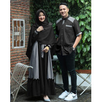 Couple Kajon / Baju Pasangan / Couple Muslim Terbaru