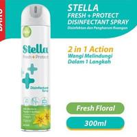 Stella Fresh & Citrus Protect Aerosol 300ml / disinfectant spray