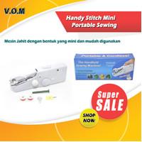 Handy Stitch Mini Portable Sewing / Mesin Jahit Tangan