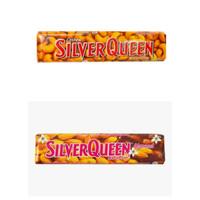 Silverqueen cashew ukuran 65gr silverQueen almond 65gr silverqueen65gr