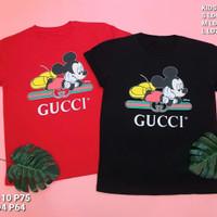 MKYGC Kaos couple family cewek cowok anak / Tshirt jumbo baju atasan