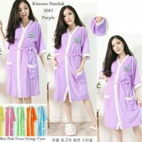 Baju handuk kimono dewasa size