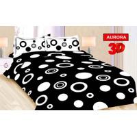 BED COVER SET BONITA KING uk 180x200x20 - ABSTRAK