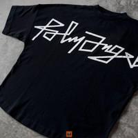 Kaos PALM ANGELS Desert Logo Black - XXS