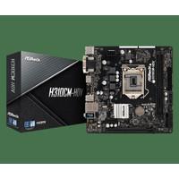 ASROCK H310CM HDV(LGA1151,DDR4 SATA3,USB 3.1,intel® H310)