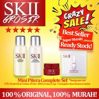 SK-II/SKII/SK2 Pitera Paket Pemula Lengkap (Anti Aging + Mencerahkan)