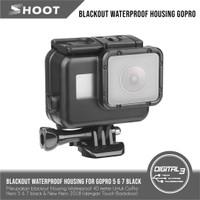 Blackout Waterproof Housing Hero 5 6 7 Black Housing GoPro Hero 5 6 7