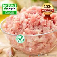 Ayam Giling Cincang Dada 500 GR / 100 % Fresh / Setiap Hari