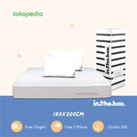Spring bed inthebox Ukuran 180x200 (King)