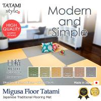 Tatami Jepang - MIGUSA Floor Tatami by SEKISUI (Meseki Basic Color)