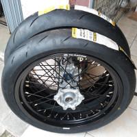 Paket Banset Supermoto premium CRF 150 L