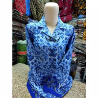 baju batik korpri