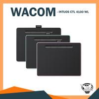 WACOM WIRELESS INTUOS PRO CT-4100WL / GARANSI RESMI 1 TAHUN