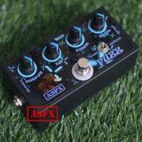 Efek fuzz ASFX untuk bass / gitar berkarakter suara zvex wooly mammoth