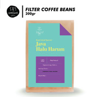 Java Halu Harum 200 Gram (Biji Kopi Arabika - Filter)