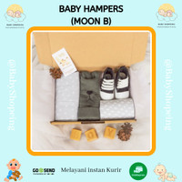 Set Gift Baby Born/ Parcell Bayi Baru Lahir /Baby Hammpers Premium