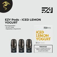EZY POD Refill Cartridge - ICED LEMON YOGURT