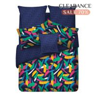 Esprit Bed sheet set / Sprei set Retro splash clearance sale