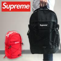Supreme Backpack - Tas Ransel Sekolah / Kerja / Kuliah
