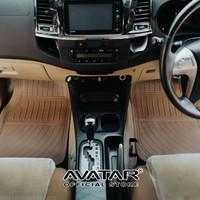 Avatar Karpet Mobil 6168 - 4pcs - Tersedia 3 Pilihan Warna