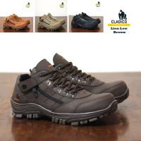 Sepatu Safety Keren Outdoor Proyek Kerja Cladico Lion Low