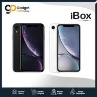 iPhone XR 64GB   128Gb - Garansi Resmi iBox 1Th
