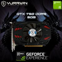 VGA AGS VURRION GTX 750 DDR5 2GB
